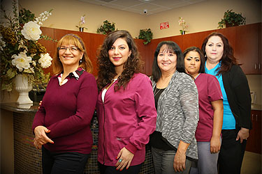 dental team in madera ca